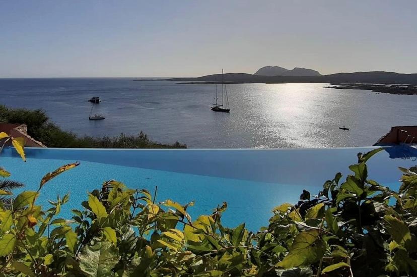 Case Vacanza La Marinella Porto Rotondo Residence con Piscina vista mare