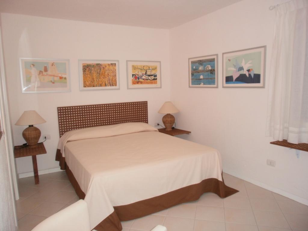 Case Affitto La Marinella Porto Rotondo camera letto 2