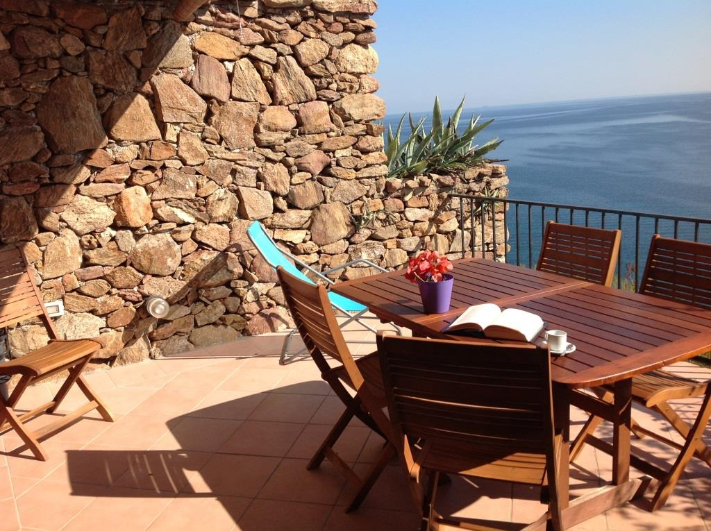 Case vacanza La Marinella Porto Rotondo vista mare